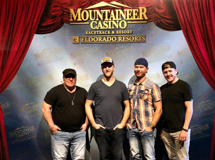Michael Christopher Band at Mountaineer Casino