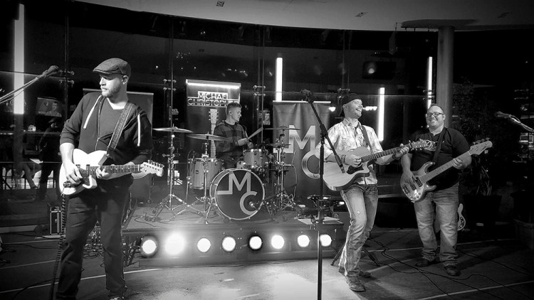 Michael Christopher Band at Rivers Casino