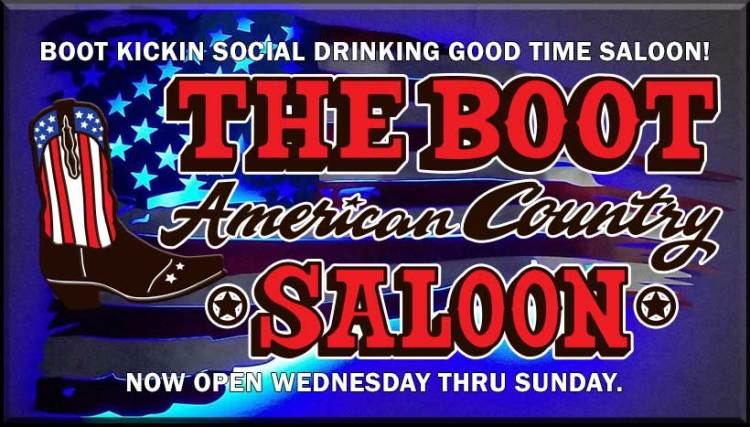 The Boot American Country Saloon