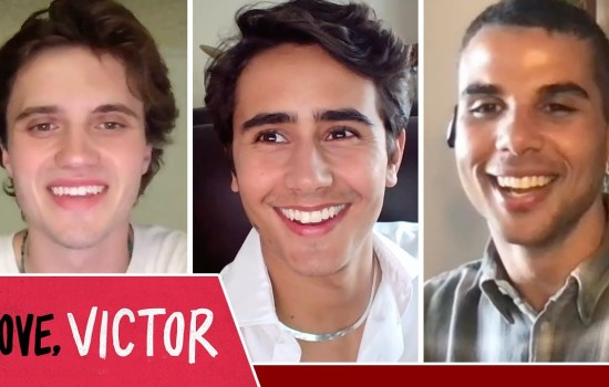 VIDEO: The 'Love, Victor' Cast Plays Who's Who