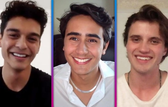 VIDEO: 'Love, Victor' Cast Reveal Who They Hope Victor Chooses in Season 3