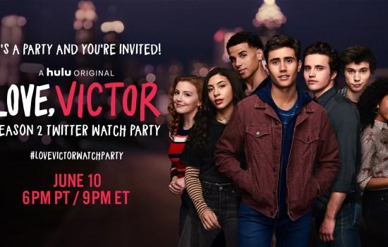 'Love, Victor' Season 2 Twitter Watch Party Tonight!