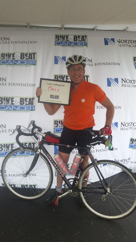 Bike to Beat Cancer Century