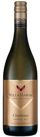 Villa Maria Cellar Selection Hawke's Bay Chardonnay 2020