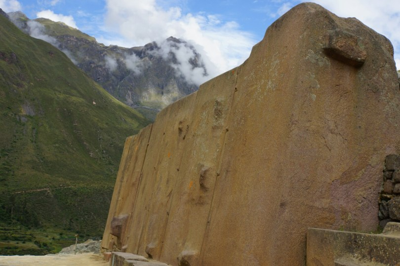 Ollantaytambo Blocks