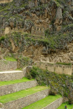 Ollantaytambo View