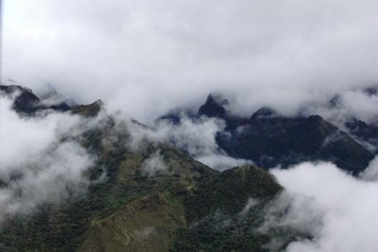 4,350 m Abra Malaga pass