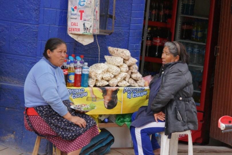 Cuzco Women