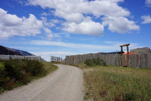 El Chalten Road
