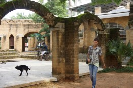 At Auroville