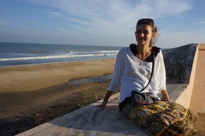 Tranquebar Beach