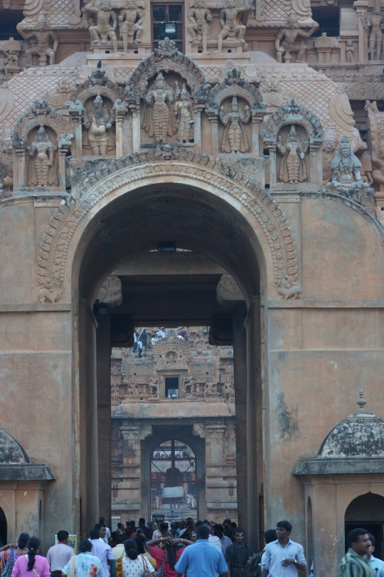 Brihadishwara Temple Gate