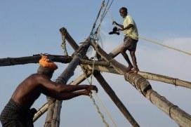 Raising the Nets