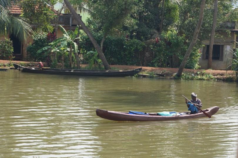 Backwater Canoe