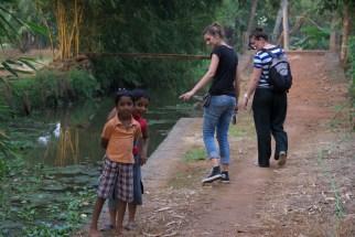 Backwater Village Walk