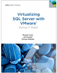 Virtualizing SQL Server Book