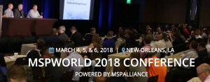MSPWorld 2018