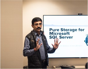 Somu Rajarathinam Pure Storage