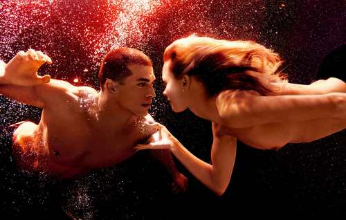 Underwater Fine Art nude Photography Michael David Adams Photographer Limited Edition breath from another