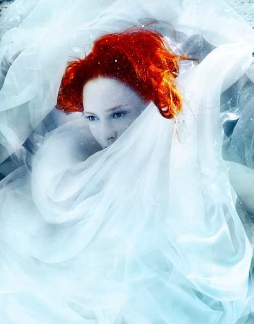 Underwater Nude Fine Art Photography Michael David Adams Photographer Limited Edition Fashion Fire in the sky