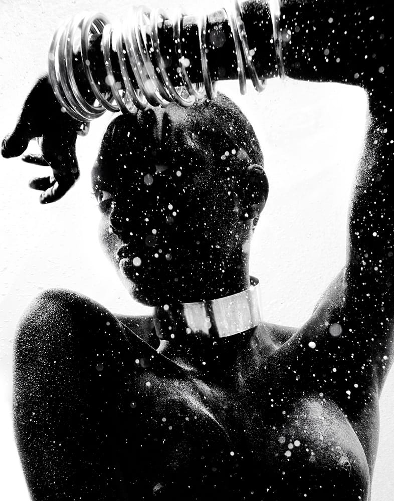 Underwater Fine Art Photography Michael David Adams Photographer Limited Edition nude Heavy Like Rain