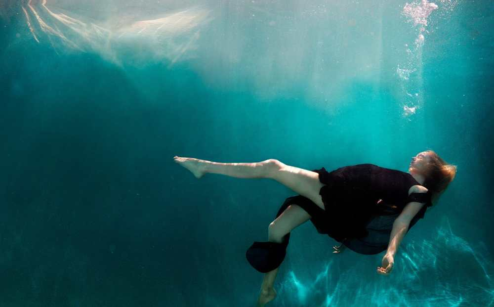 Underwater Fine Art Photography Michael David Adams Photographer Limited Edition Fashion Forever Young