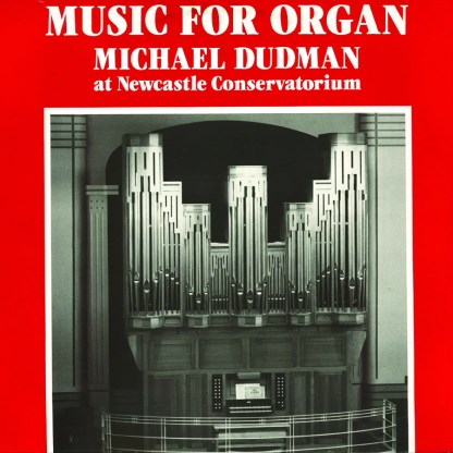 Music for Organ - LP Cover (out of print)