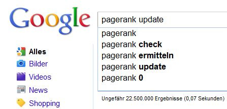 pagerank-update-juni-2011