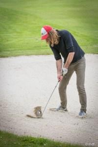 Golf-bunker-sport