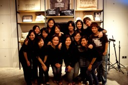 Merle Noir performance at Koffea-Coffee in Bangsar Village, 2013