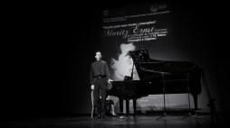 Moritz Ernst plays the 1 sonata by Michael Edward Edgerton at the University of Malaya