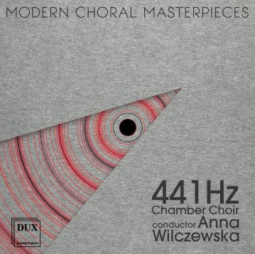 modern choral masterpieces front