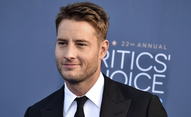 Justin Hartley Turns In Riveting Emotional Performance