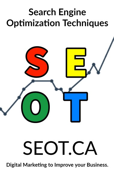 SEOT for Business: Search Engine Optimization Techniques to Improve your Business
