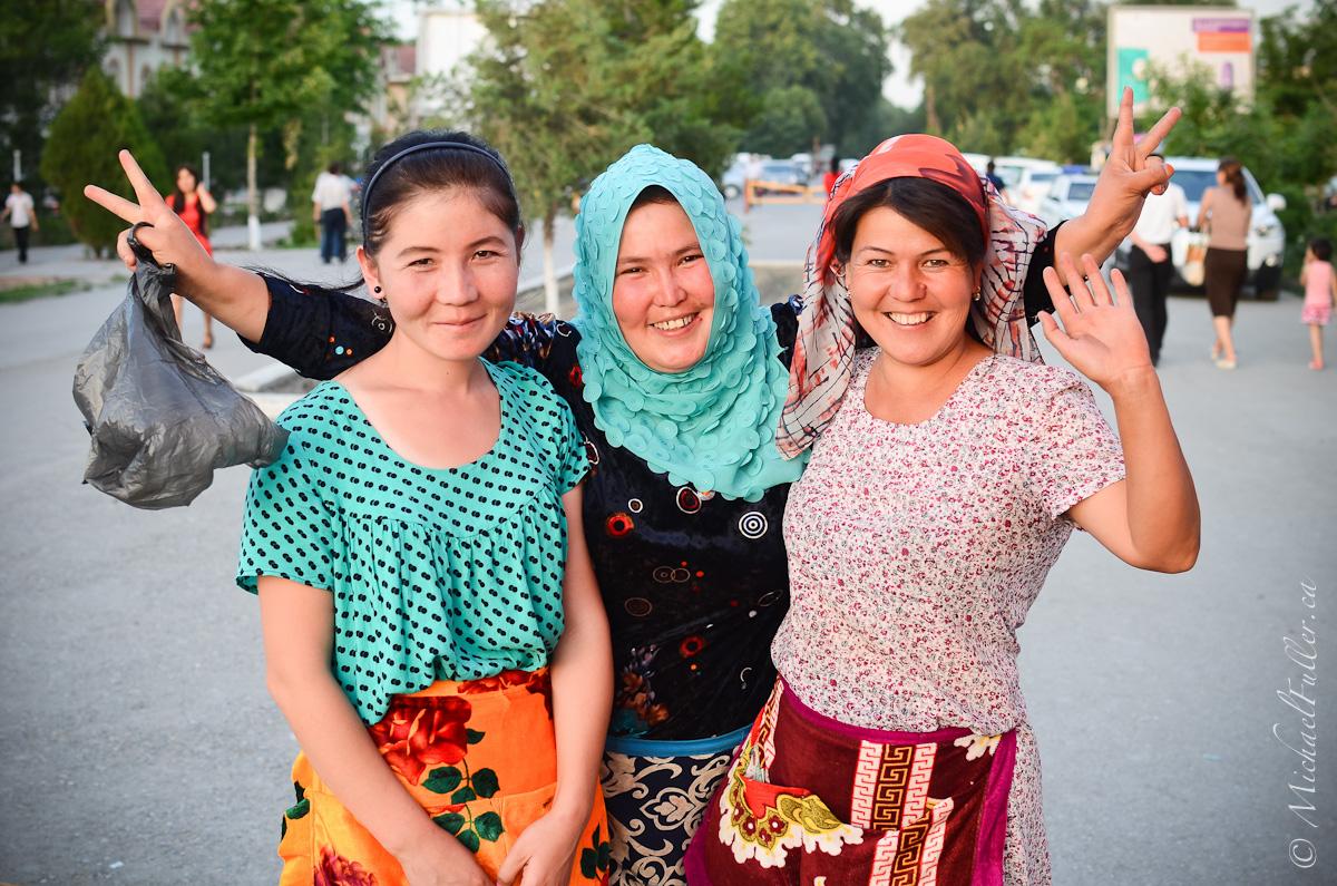 Stranger Stories The People Of Uzbekistan  Fuller World