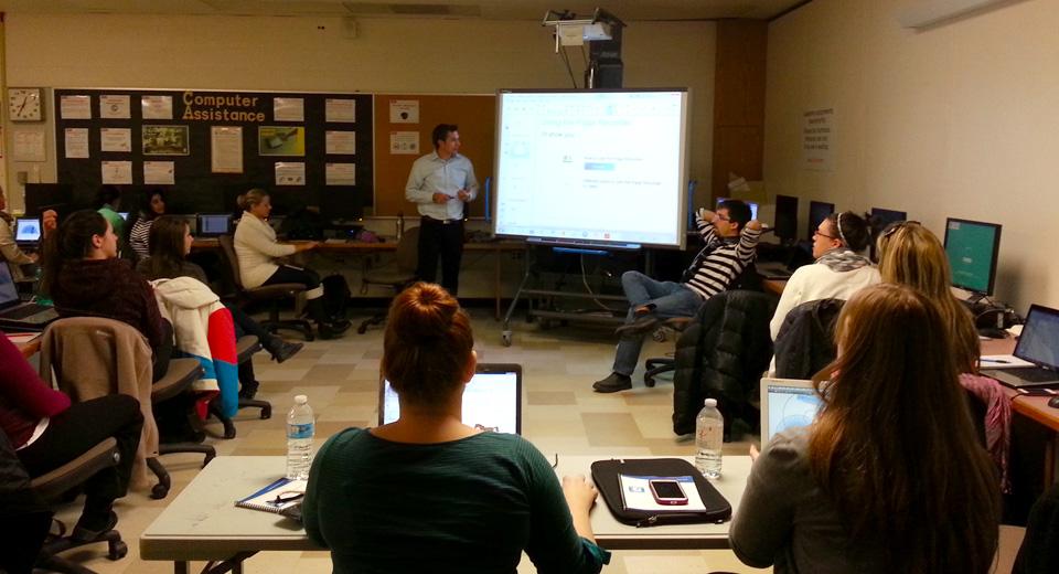 Michael Gabriel Communications training services