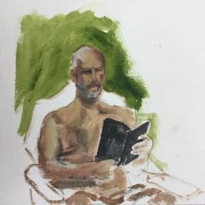 Mark, August, 2018