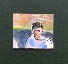 Self-Portrait, c., 1990