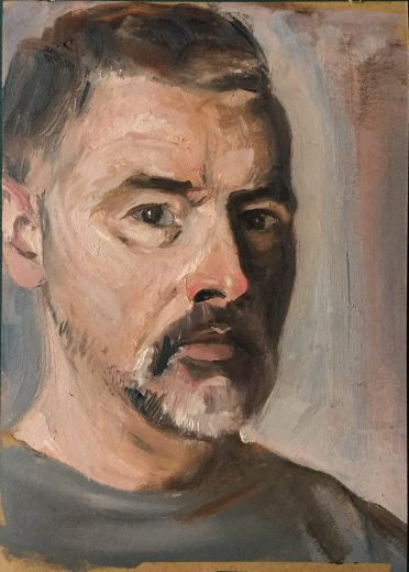 Self-Portrait, 2015