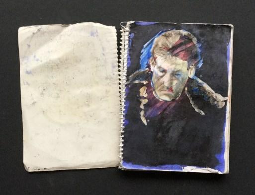 Sketchbook, 1987