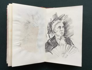 Sketchbook, 1989