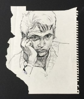 Self-Portrait, c., 1985