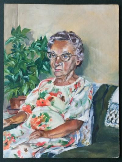 Portrait c.,1981