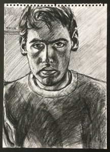 Self-Portrait, c., 1987