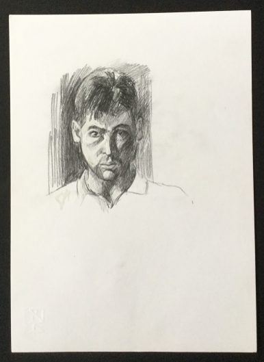 Self-Portrait, c., 1989