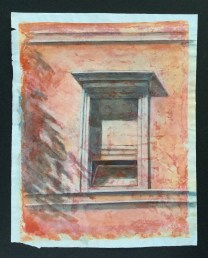 Window II, Rome, 1987