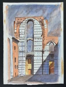 Duomo, Siena, 1987
