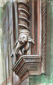 Duomo, Siena (?), 1987