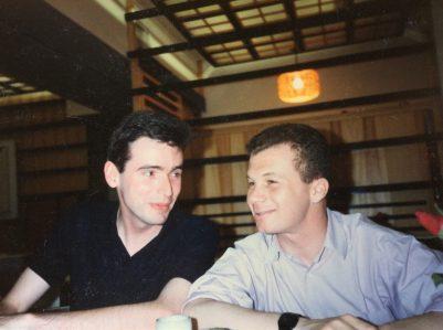 Mike and Roberto, 1987