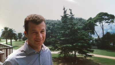 Roberto, Rome, 1987